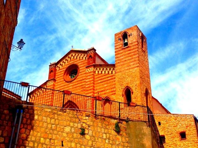 Chiesas belas di Polina