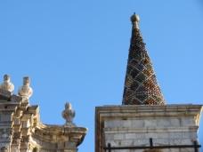 Detail of Santa Maria di Loreto, Petralia Soprana
